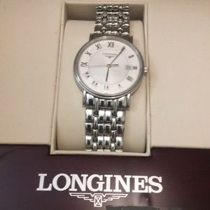 Longines watches in new condition